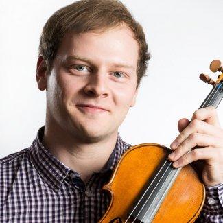 Kamil Staniczek, Principal 2nd Violinist