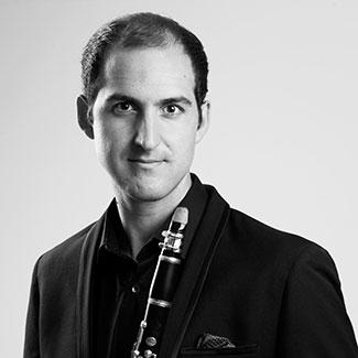 Pedro Franco Lopez, Principal Clarinettist