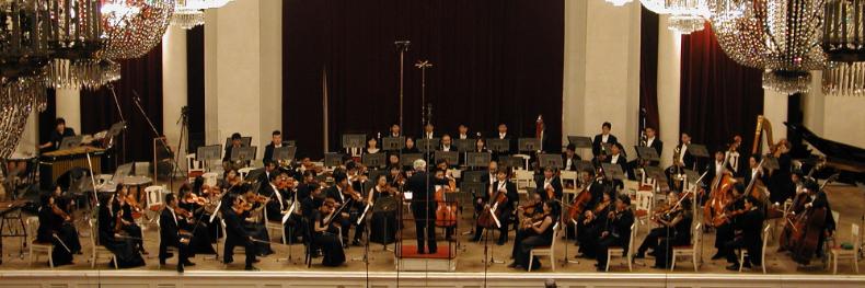 世界に通用する楽団