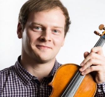 Kamil Staniczek,Principal 2nd Violin