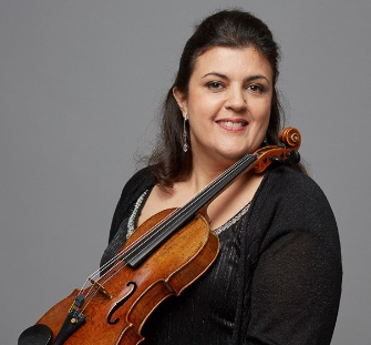 Nadia MEDIOUNI, Violin