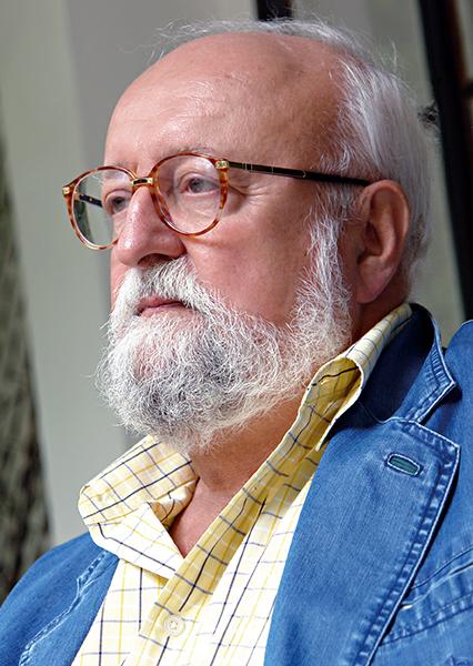クシシュトフ・ペンデレツキ